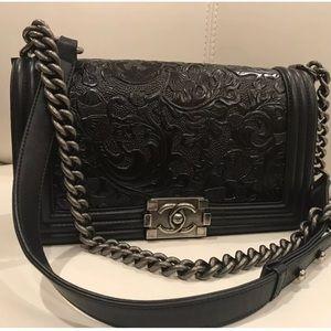 Medium Chanel Boy bag